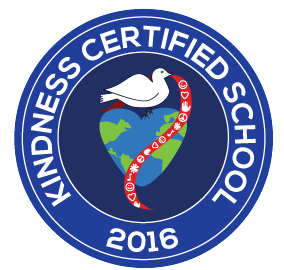 Kindness Certified School Badge 2016